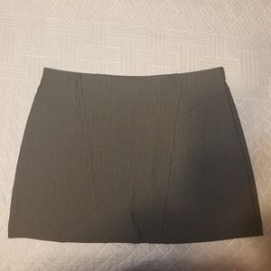 Express Casual Mini Skirt